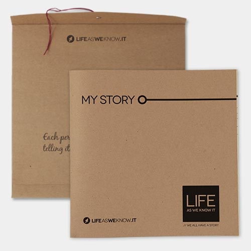 Life As We Know It Participant Guide and Envelope