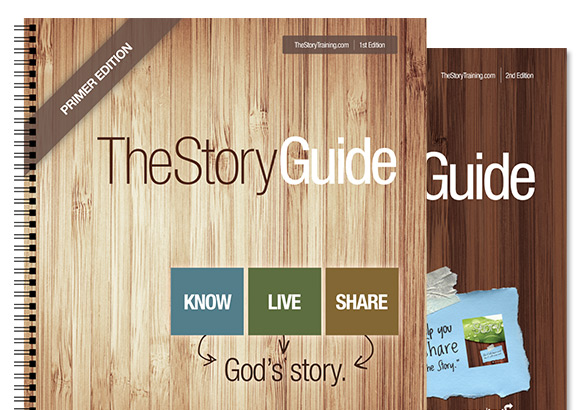 The Story Primer Guide and The Story Guide